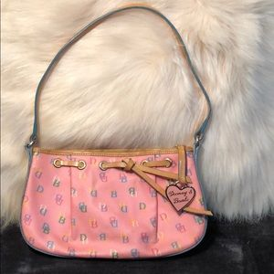 Dooney and Bourke pink purse